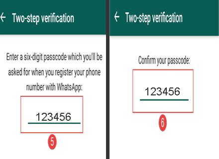 set-2-verification-password