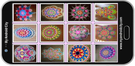 Rangoli-Gallery
