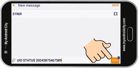 check-aadhaar-card-status-sms