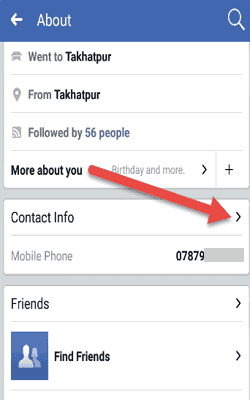 facebook-account-mobile-number-hide