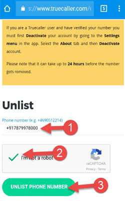 truecaller-number-unlist
