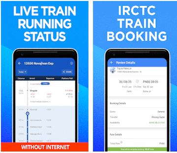 IRCTC-Train-PNR-Status