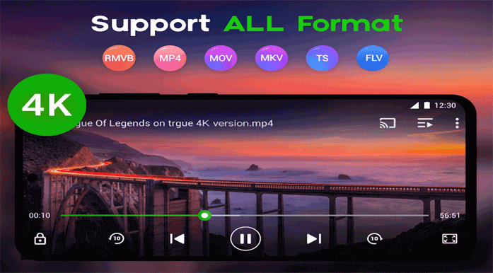 Video-Player-All-Format