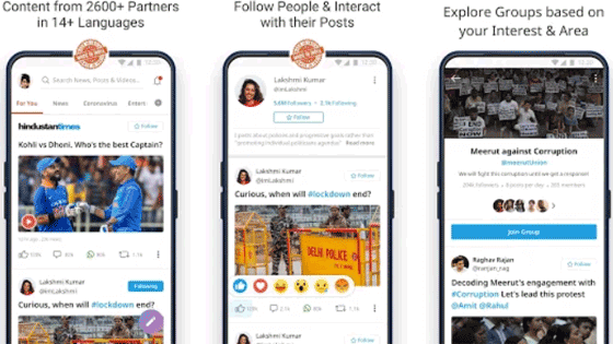 Dailyhunt--Indian-App-for-News-Videos